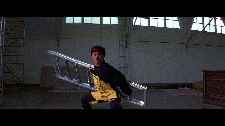 Jackie Chan: Első csapás