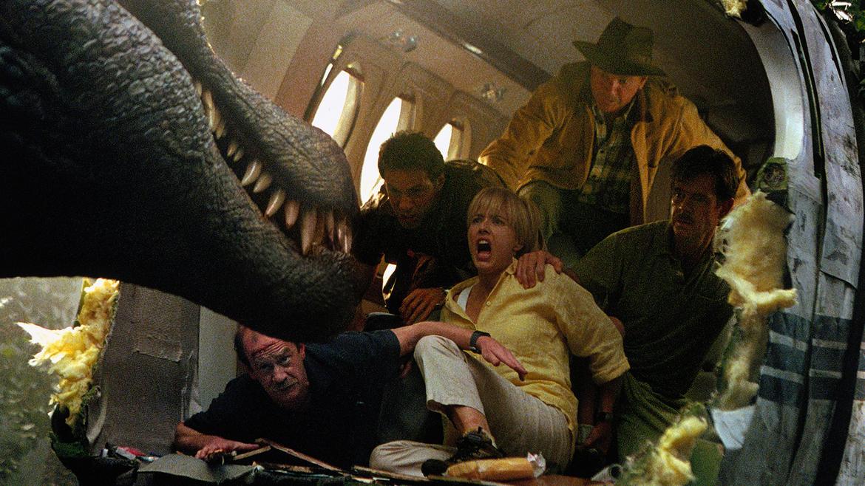 Jurassic Park 3.