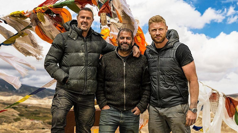 Top Gear – Nepál