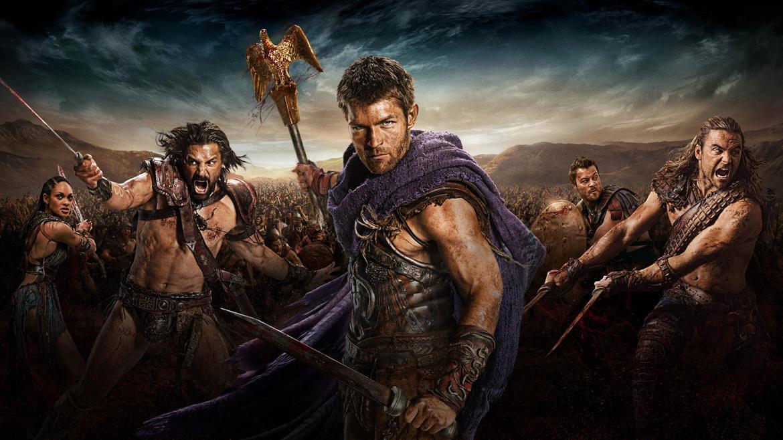 Spartacus: Elátkozottak háborúja
